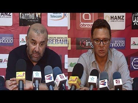 المغرب اليوم  - شاهد ملخص مباراة المغرب التطواني وأولمبيك آسفي