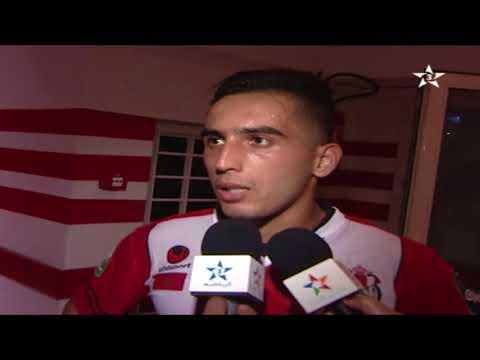 شاهد ملخص مباراة الفتح الرباطي وصفاقس التونسي
