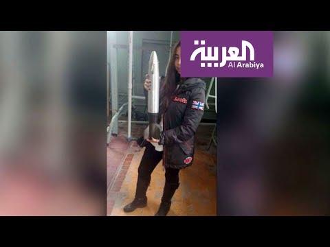 المغرب اليوم  - شاهد فتاة مصرية تقتحم مجال الفضاء