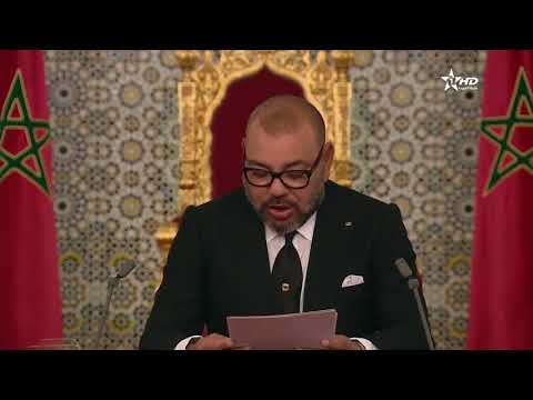 المغرب اليوم  - شاهد تقرير الجزيرة عن خطاب الملك محمد السادس