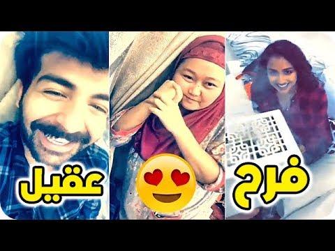 المغرب اليوم  - شاهد عقيل الرئيسي يسأل الخادمة عن رأيها بالنجمة فرح الهادي