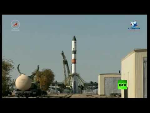 المغرب اليوم - شاهد لحظة إطلاق شاحنة روسية إلى المحطة الفضائية الدولية