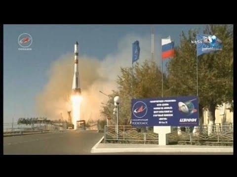المغرب اليوم - مركبة فضاء روسية في مهمة إمداد للمحطة الدولية