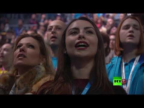 المغرب اليوم - شاهد مراسم افتتاح المهرجان العالمي للشباب والطلبة