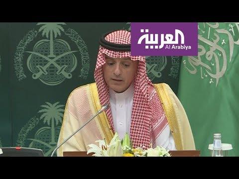 المغرب اليوم - شاهد الجبير يناقش مع تيلرسون ملفات إيران واليمن وأزمة قطر