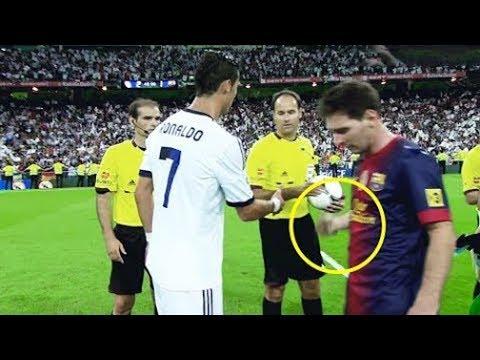المغرب اليوم - لقطات مضحكة وأخرى غير أخلاقية لمشاهير كرة القدم
