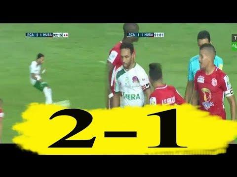 أهداف الرجاء البيضاوي وحسنية أغادير