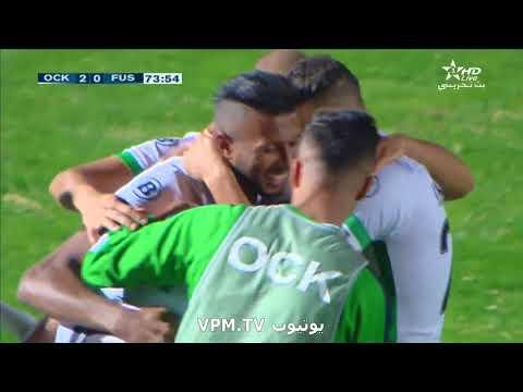 شاهد أهداف مباراة أولمبيك خريبكة أمام الفتح الرباطي