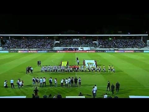 شاهد ملخص مباراة الصفاقسي التونسي والفتح الرباطي