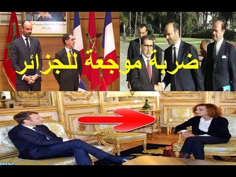 شاهد المغرب وفرنسا يعقدان اتفاقيات اقتصادية كبرى