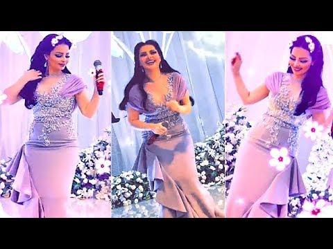 شاهد وصلة رقص ديانا كرزون في حفل زفاف