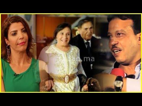 شاهد مشاهير مغاربة يعبرون عن حزنهم لرحيل زوج الفنانة أمينة رشيد