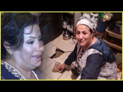 شاهد الممثل المغربي سعيد الناصري يتبرع بشقة للممثلة زهيرة