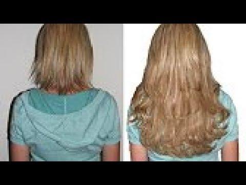 شاهد تطويل الشعر في أسبوع وعلاج تساقط الشعر نهائيًا خلال أسبوع