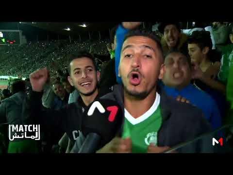 شاهد الرجاء البيضاوي يتوج بلقب كأس العرش للمرة الثامنة في تاريخه