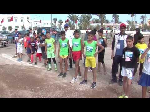 شاهد إقليم سيدي إفني يتصدر صدارة ترتيب البطولة الجهوية للعدو الريفي المدرسي
