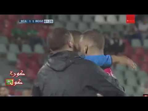 بالفيديو أهداف الرجاء الـ3 في مباراته أمام واد زم
