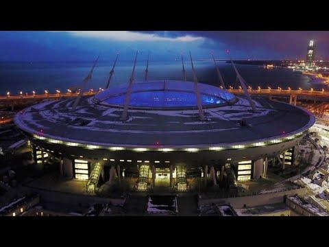شاهد معلومات عن ملعب سان بطرسبورغ أرينا الروسي