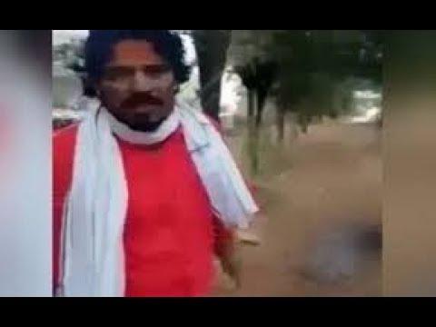 شاهد هندوسي يقتل مسلمًا ويشعل النيران فيه بسبب «حب الجهاد»
