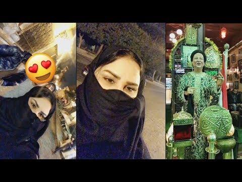 شاهد الفنانة أحلام متنكرة بالنقاب وتتمشى في شوارع القاهرة