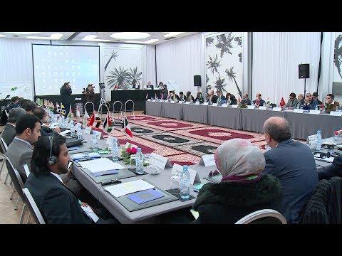 شاهد اجتماع مع المستشارين الاقتصاديين لسفارات الأعضاء في التعاون الإسلامي
