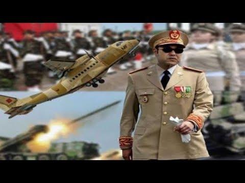 شاهد القوات المغربية ثالث أقوى وأضخم الجيوش العربية
