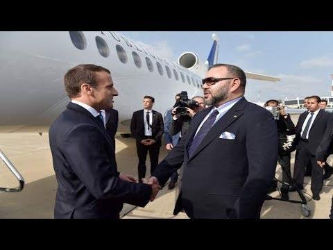 شاهد فرنسا تُبلغ المغرب بدعمها من أجل بلوغ هذا الهدف