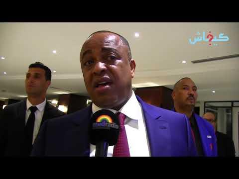 سعيد الناصيري يؤكد ملكية المركز الرياضي ويلنس للوداد