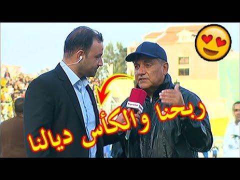 شاهد تصريح البوزيدي بعد فوز شبيبة القبائل على وفاق سطيف