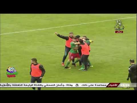 أهداف الدوري الجزائري في قسمه الثاني