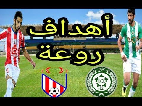 ملخص مباراة المغرب التطواني ضد أولمبيك خريبكة