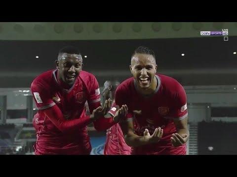 هدف يوسف العربي يقود الدحيل إلى نهائي كأس قطر