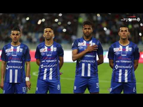 شاهد جمهور اتحاد طنجة يحلم بالفوز في البطولة الإحترافية
