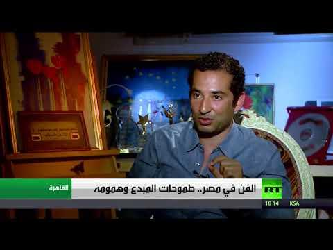 شاهدلقاء مع الفنان المصري عمرو سعد
