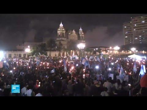 شاهد غضب سكان غواتيمالا بعد ثوران البركان فويغو