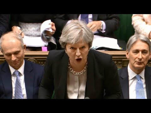 تيريزا ماي في مواجهة جديدة مع البرلمان البريطاني