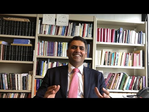 عمرو رياض أزهري في جامعة لوفان البلجيكية