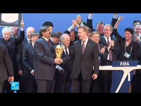الملف القطري يواجه اتهامات جديدة بالفساد بشأن استضافة كأس العالم