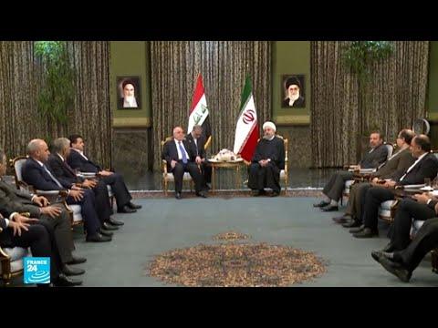 شاهد إيران نحو استبدال الدولار في تبادلاتها التجارية مع العراق