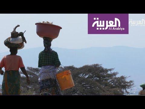 النساء تُشارك الرجال في البناء والزراعة في تنزانيا