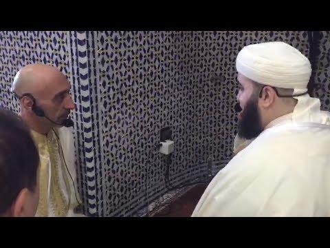 شاهد إسباني يعلن إسلامه في مدينة طنجة