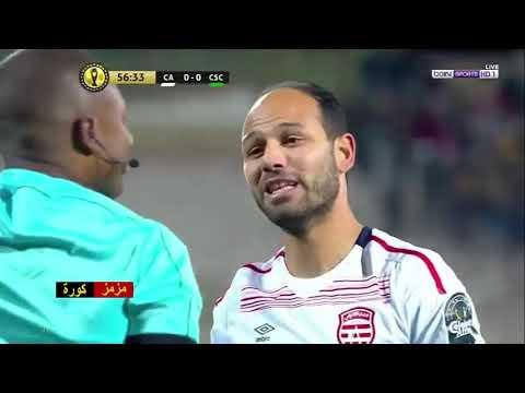 شاهد مُلخّص مباراة النادي الأفريقي والرياضي القسنطيني