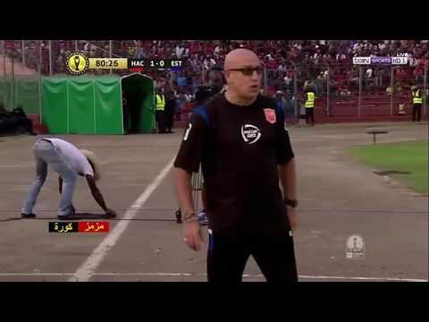 شاهد مُلخَّص مباراة الترجي التونسي وحوريا كوناكري الغيني