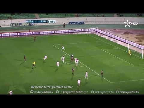 شاهد  هدف إبراهيم البزغودي في الدقيقة 82