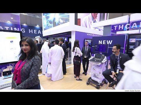 شاهد  دبي تتحول إلى وجهة أساسية لرجال الأعمال والعلامات التجارية