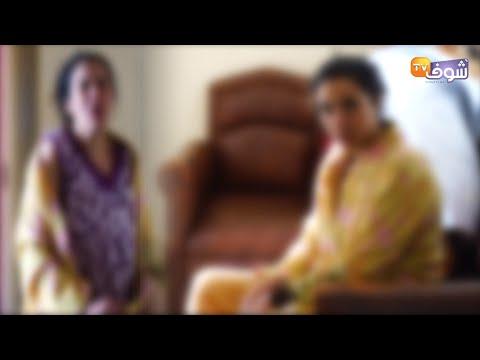 شاهدمغربية تُصاب بمرض نفسي بعد وفاة والدتها