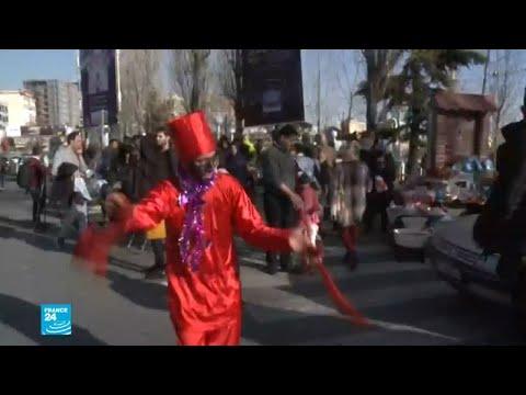 شاهد ارتفاع الأسعار يعكّر صفو الإيرانيين في عيد النيروز