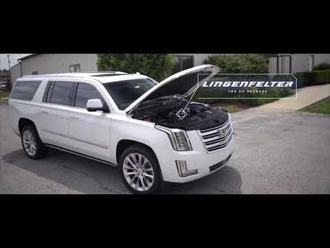 هينيسي تكشف عن تعديل سيارة كاديلاك إسكاليد بتكلفة 50 ألف دولار