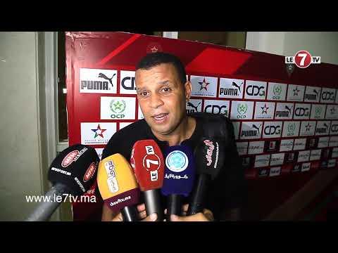 شاهد رشيد بنمحمود يُشيد بمستوى لاعبي المنتخب المغربي أمام الجزائر