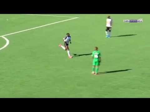 شاهد مازيمبى يسجل الهدف الأول في شباك الرجاء في الدقيقة الـ50